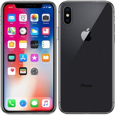 iPhone X 256 GB Usato G.A Garanzia 1 anno Nero