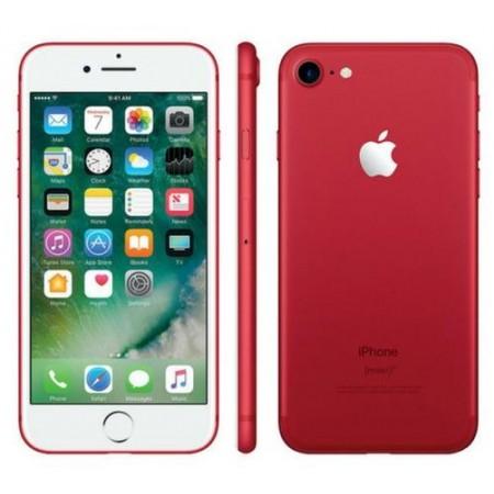 iPhone 7 128Gb Usato G.A Garanzia 1 anno Rosso